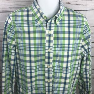 Men's Abercrombie & Fitch Long Sleeve Muscle Shirt